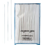 Industrial Cotton Swabs (Pointed Cylinder Type 2.0/3.2 mm/Paper Shaft)