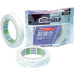 No.5015 Super-Strong Double-Sided Tape Used for Ethylene/Polypropylene