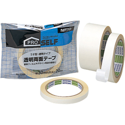 Transparent Double-Sided Tape No.539R