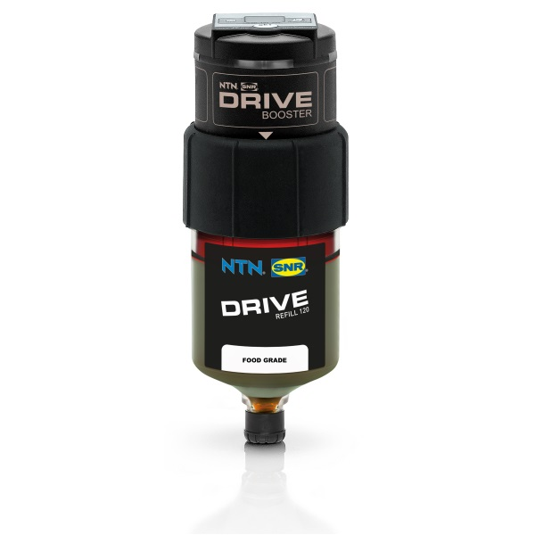 Bearing Accessory - Electromechanical Driven Single Point Lubricators - Drive Complete Unit