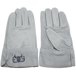 Leather Gloves - High Grade Leather for Work (Outer Stitching)