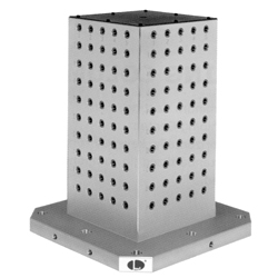 Long 4-Sided Jig Block (Bushing Type) for MC