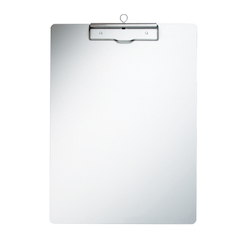 Aluminum Clipboard, B4 Portrait Type