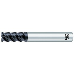 Carbide Ultra FX End Mill (Positive Corner Radius Type Multifunction) FX-CR-MG-EHS