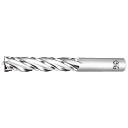 End Mill (Multi-Flute Center Cut Long Type) CC-EML