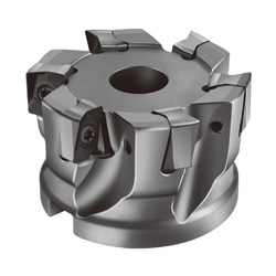 F4041 F4000 Series High-Rigidity Shoulder Mill Shell Type