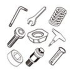 Tap Parts for Internal Thread Repair & Welding Spatter Removal (OSG)