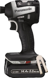 Chargeable Impact Driver, 14.4 V, 5.0 Ah, Gray