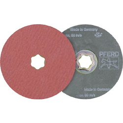Disc Paper - Combination Click - Oxidized Alumina COOL Type