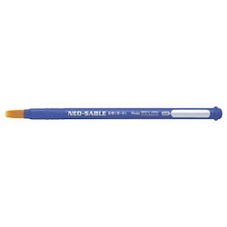 Pentel Paint Brush, Neo-Sable, Flat No.6