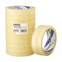 Scotch®, Light Packaging Tape 619S