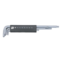 Extra-Long Torx Wrench Set CR-9ETK1