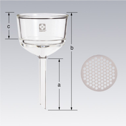 Buchner Funnel, Separated Type, Comes with PTFE Plate