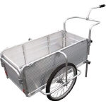Multi-Carry (Bicycle Towed Type Aluminum Folding Dolly)