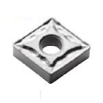 80° Diamond-Shape With Hole, Negative, CNMG-MU, For Medium To Rough Cutting