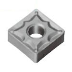 Square-Shape With Hole, Negative, SNMG-SU, For Finish Cutting