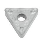 Triangle-Shape With Hole, Negative, TNMM-HG, For Heavy Cutting