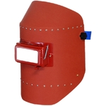 Protected Surface for Welding Helmet A Type Window Frame Open Close Type