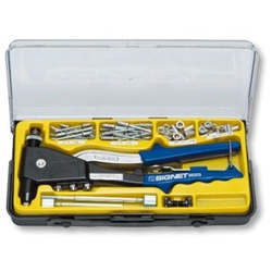Hand Riveter & Nut Driver Set 98203