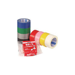 Cloth Tape No.600V Color Black/White/Red/Yellow
