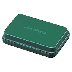 Shachihata Stamp Pad - Small Green