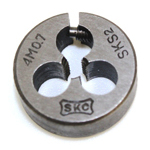 Round Adjustable Die
