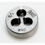 Round Adjustable Die for Whitworth Coarse Thread
