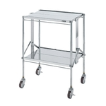 Stainless Steel Handy Wagon