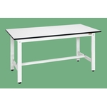 Light Work Bench Pearl White Average Load (kg) 350 Thick Tabletop 25 mm