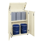 Steel Cabinet for 18 L Drums