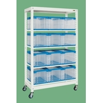Multiple Rack, Container Storage Type (Relocatable)