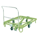 Freely Rotating Dolly, Heavy Weight Type, with Handle / Central Base