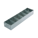 Stainless Steel Medicine Cabinet - Optional Tray (Stainless Steel)