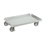 Stainless Steel Container Dolly
