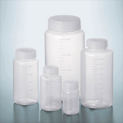 PP Wide-Neck Sample Bottle (with Scale Type)