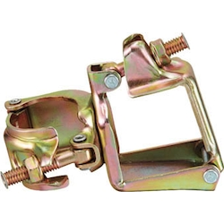 TOP Square Clamp, 60 Square X φ48.6