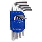 Hexagonal Bar Wrench Set