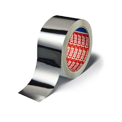 Aluminum Tape Adhesive Strength 6 N/10 mm