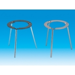 Tripod Base, Assembly Type, for Burners / for Alcohol Lamps /120φ/95φ