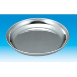 Stainless Steel Round Dish 40φ–200φ