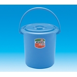 Plastic Bucket 5 L-22 L with Lid