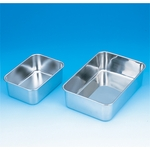 Deep Tray Set SUS304 Made S / No. 0 to 14