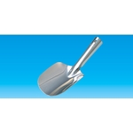 Shovel for Dust SUS430 Made Small/Medium/Large/Extra Large