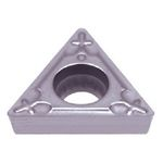 "60° Triangle with Hole, Positive 11° TPGT1303○○-01 ""Precision Finishing Cutting"""