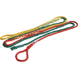 3-Color Tail Rope