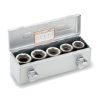 Wheel Nut Combination Socket Set A605T (TONE)