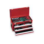 Tool Set TSH4509 (Red, Silver, Black)