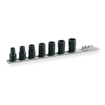 Tornado Socket Set (with Holder) HTR307