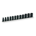 Tornado Socket Set (with Holder) HTR312