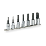 Torx Socket Set (Strong Type with Holder) HTX407